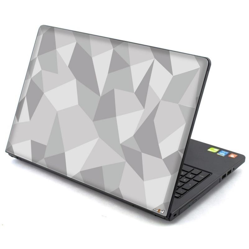 BW shapes Laptop