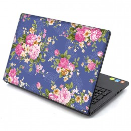 Flower vintage Laptop