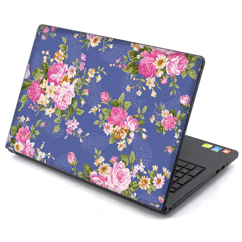 Flower vintage Laptop
