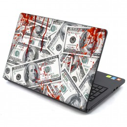 Blood Money Laptop