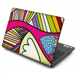 Fake colors Laptop
