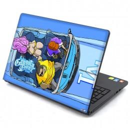 LA Ride Laptop