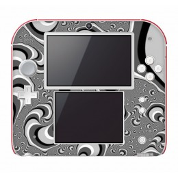 Psychedelic Nintendo 2DS