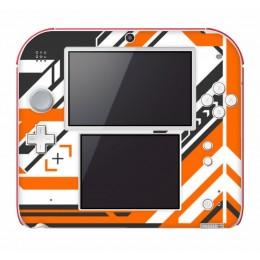 Asiimov Nintendo 2DS