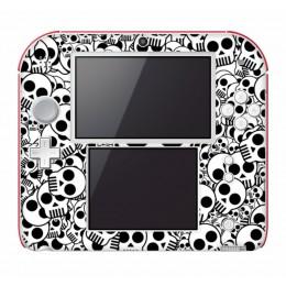 Skull Skull Nintendo 2DS