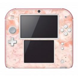 Marble gold Nintendo 2DS