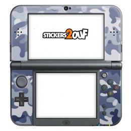 Camo blue New 3DS XL
