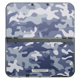Camo blue New 3DS XL