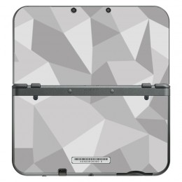 BW shapes New 3DS XL