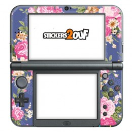 Flower vintage New 3DS XL