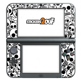 Skull Skull New 3DS XL