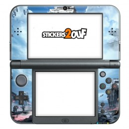 Battlefront New 3DS XL