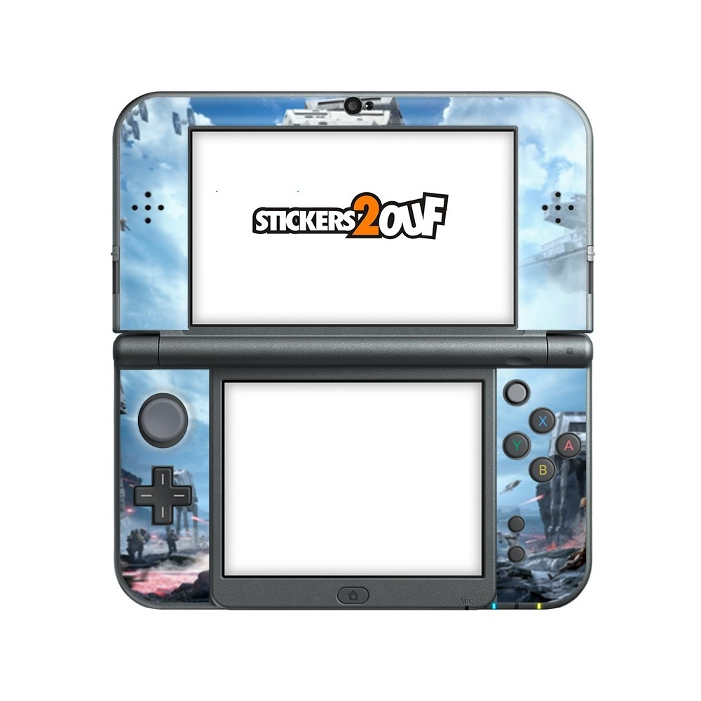 Stickers Pour Nintendo 3ds Xl Bahuma Sticker