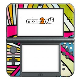 Fake colors New 3DS XL