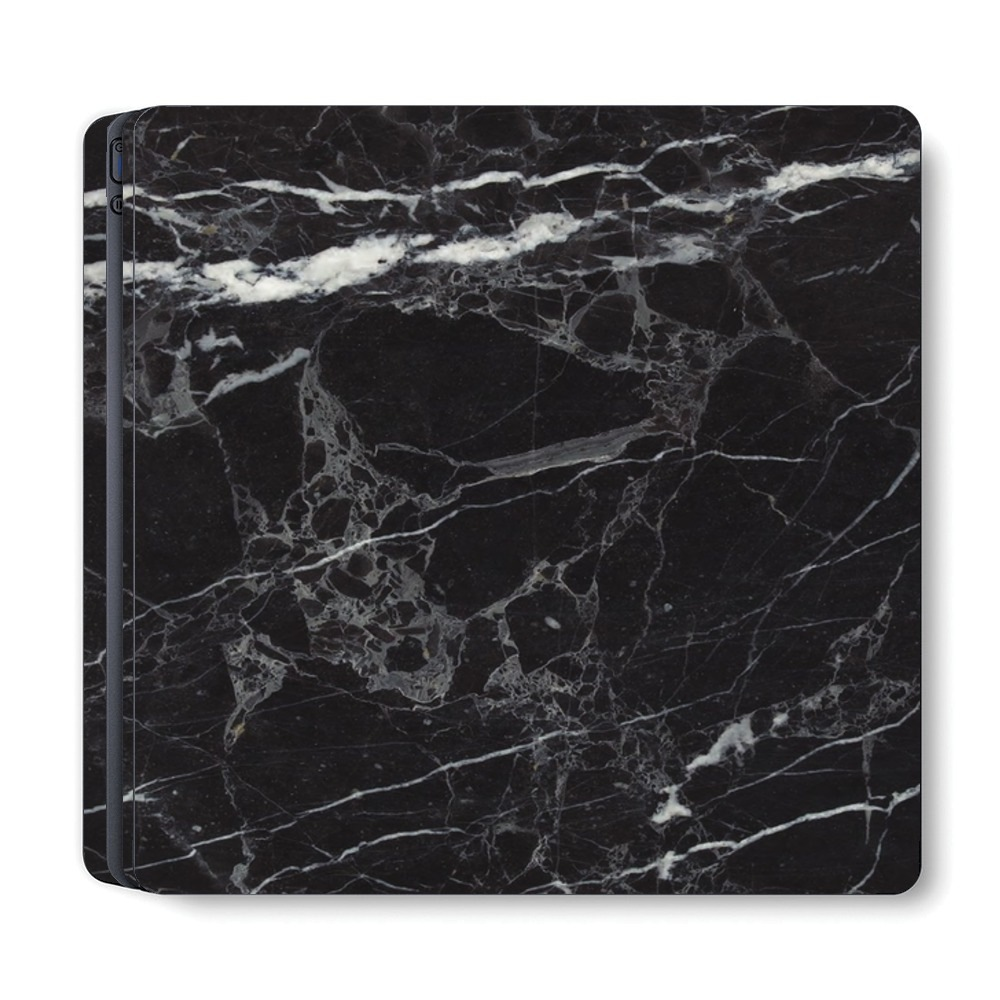 Black marble PS4 Slim