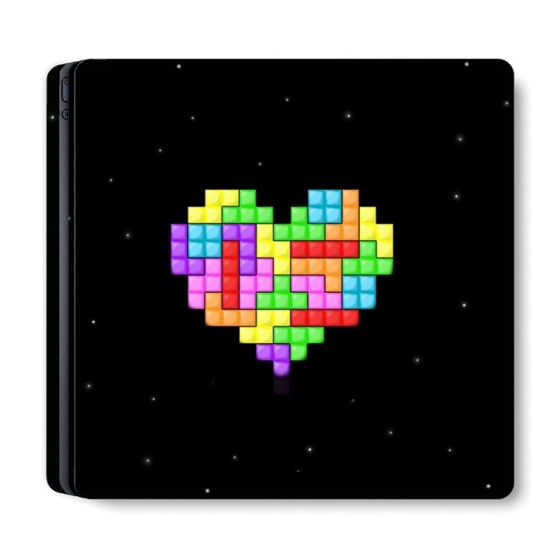 tetris love PS4 Slim