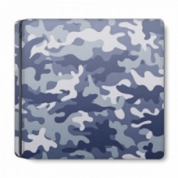 Camo blue PS4 Slim