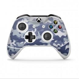 Camo blue Manette XboxOne S