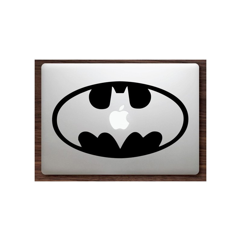 Batman Logo Macbook