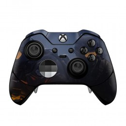 Camo blue Manette XboxOne Elite