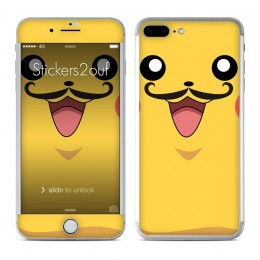 Pikamoustache iPhone 7 Plus