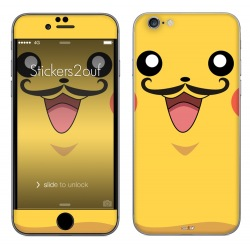 Pikamoustache iPhone 6 Plus