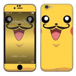 Pikamoustache iPhone 6 Plus