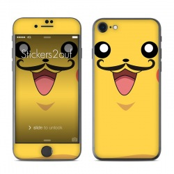 Pikamoustache iPhone 7