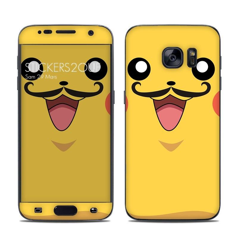Pikamoustache Galaxy S7
