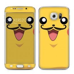 Pikamoustache Galaxy S6 Edge