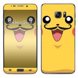Pikamoustache Galaxy S6