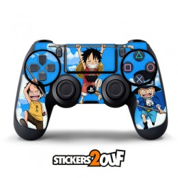 Luffy Sabo Ace Manette PS4