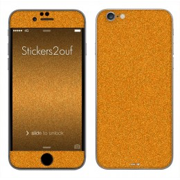 Glitter Gold iPhone 6 et 6S