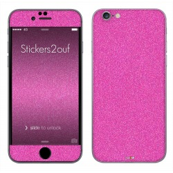 Glitter Rose iPhone 6 et 6S