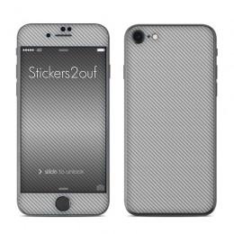 Carbone blanc iPhone 7