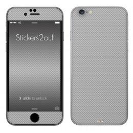 Carbone blanc iPhone 6 et 6S