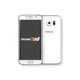 FlipCase Galaxy S6 Edge personnalisée