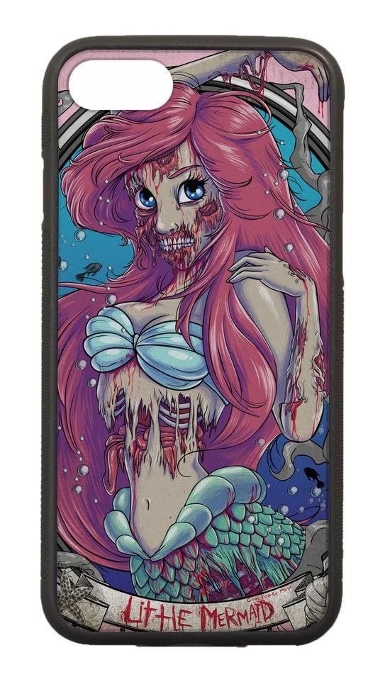 Coque Sirene zombie
