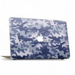Camo blue Macbook