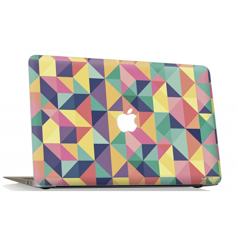 Pastel color Macbook