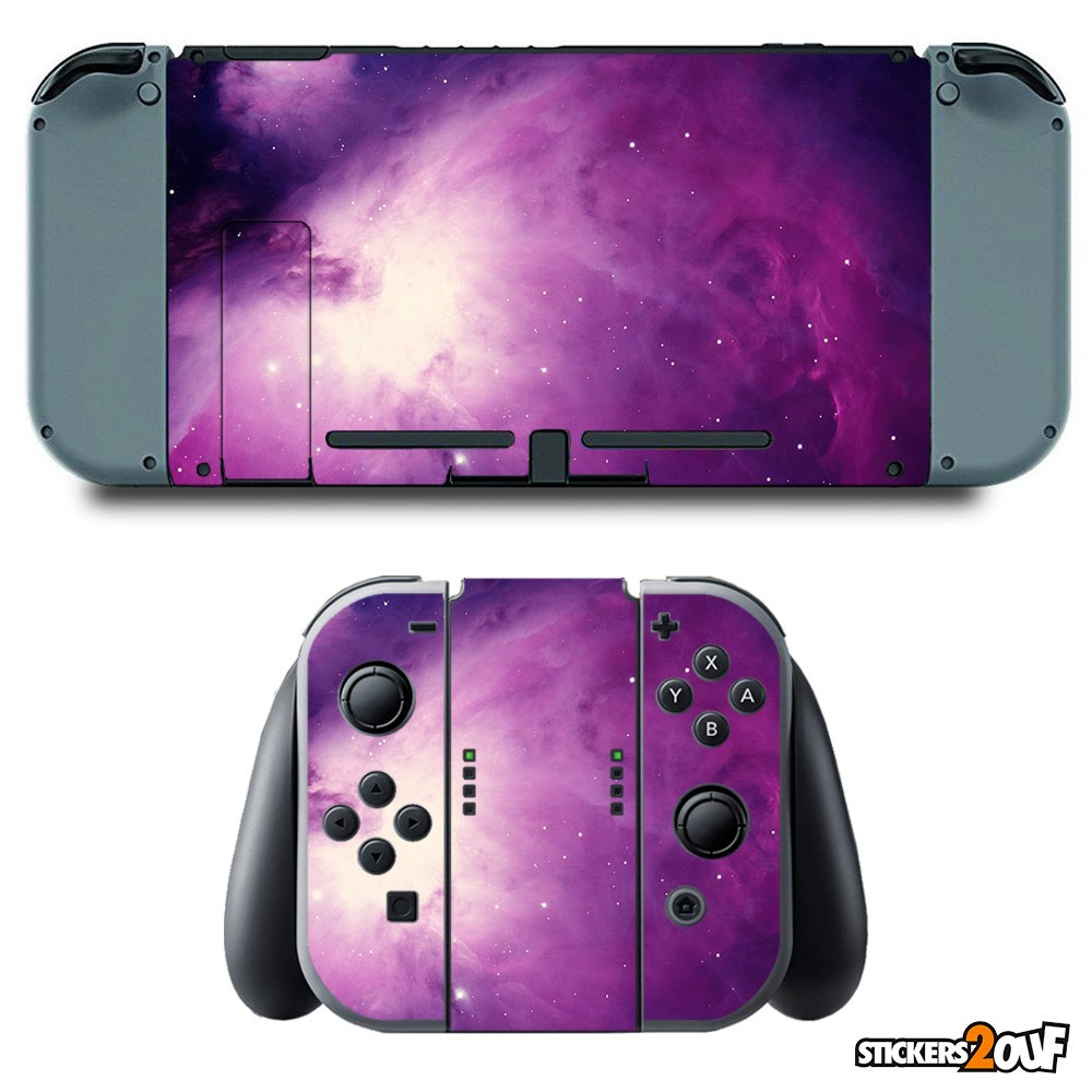 Nebuleuse Nintendo Switch