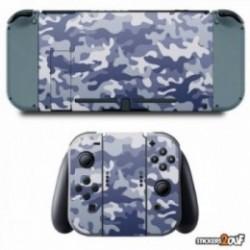 Camo blue Nintendo Switch