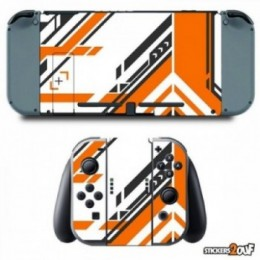 Asiimov Nintendo Switch