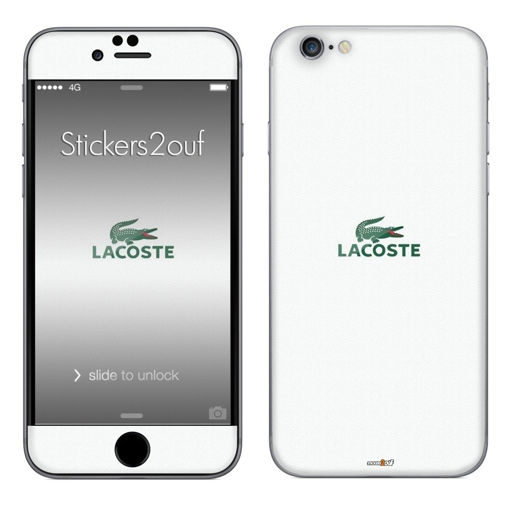 lacoste iphone 6 et 6s
