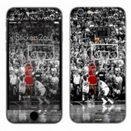 Jordan jump iPhone 6 et 6S