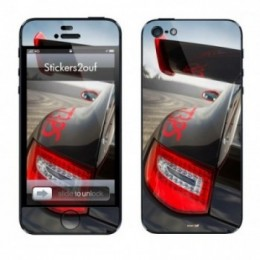 GT3 RS iPhone 5/5S/SE