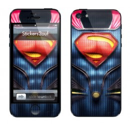 Man Of Steel iPhone 5