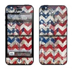 Chevron USA iPhone 5