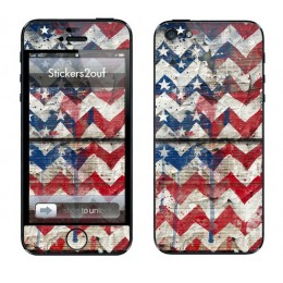 Chevron USA iPhone 5