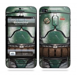 Boba Fett iPhone 4 & 4S